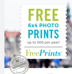 free prints app promo codes